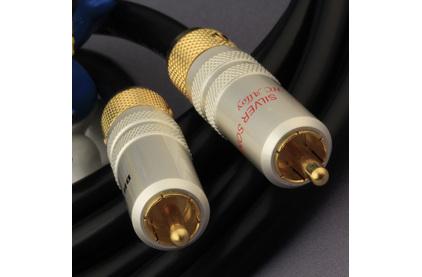 Кабель аудио 2xRCA - 2xRCA DH Labs Pro Studio Interconnect RCA 1.5m