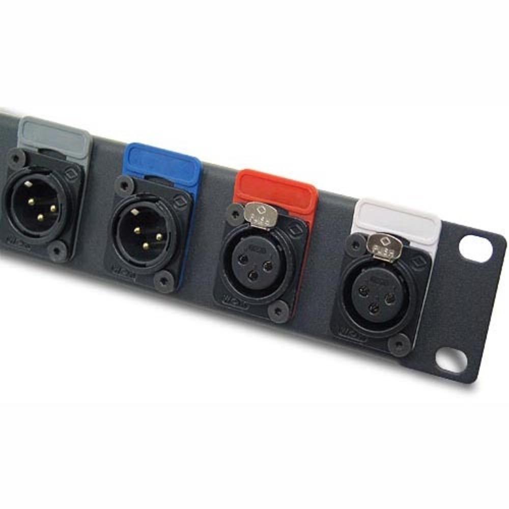 Аксессуар для разъема Neutrik DSS-0 Black