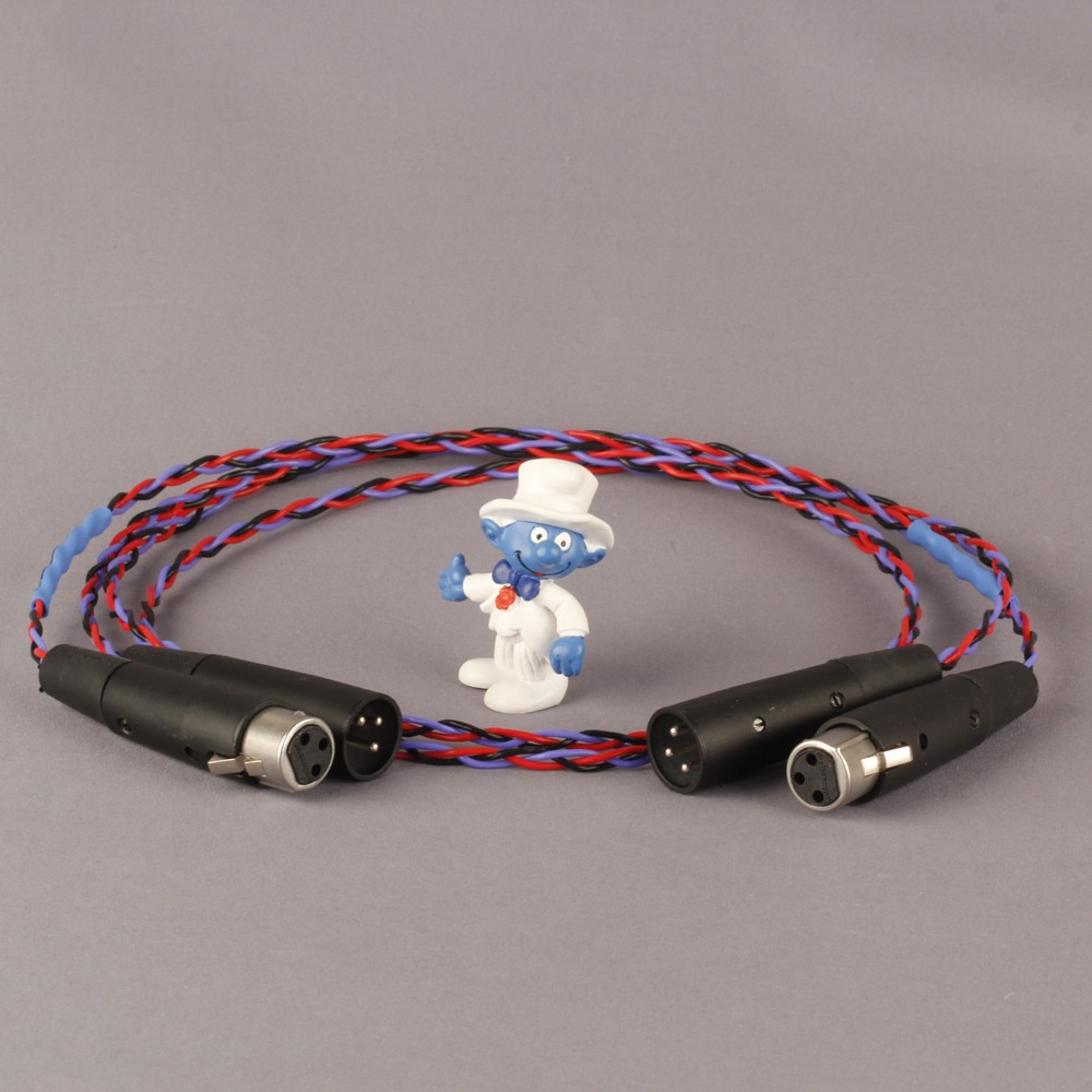 Кабель аудио 2xXLR - 2xXLR Kimber Kable PBJ Balanced XLR 1.0m
