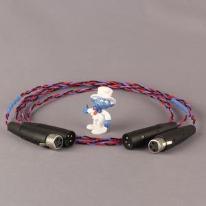 Кабель аудио 2xXLR - 2xXLR Kimber Kable PBJ Balanced XLR 2.0m