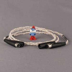 Кабель аудио 2xXLR - 2xXLR Kimber Kable Tonik Balanced XLR 1.5m