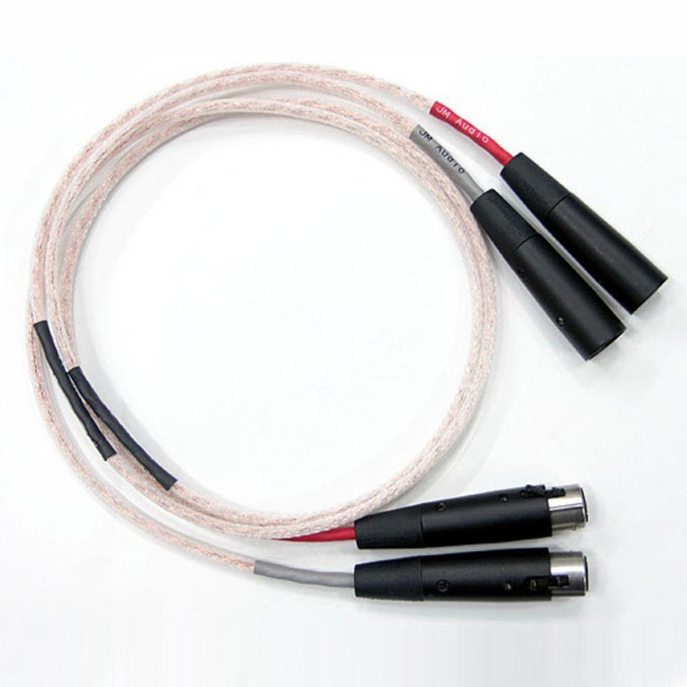 Кабель аудио 2xXLR - 2xXLR Kimber Kable Timbre Balanced XLR 1.5m
