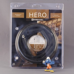 Кабель аудио 2xXLR - 2xXLR Kimber Kable HERO Balanced XLR 1.0m