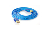 Кабель USB 2.0 Тип A - B Kimber Kable B BUS Ag 1.0m