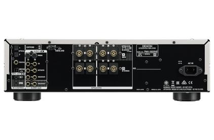 Усилитель интегральный Denon PMA-1600NE Premium Silver