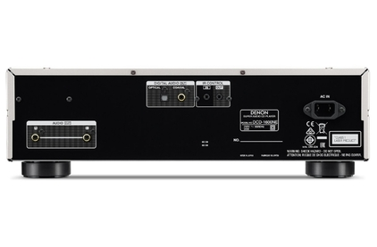 CD-проигрыватель Denon DCD-1600NE Black