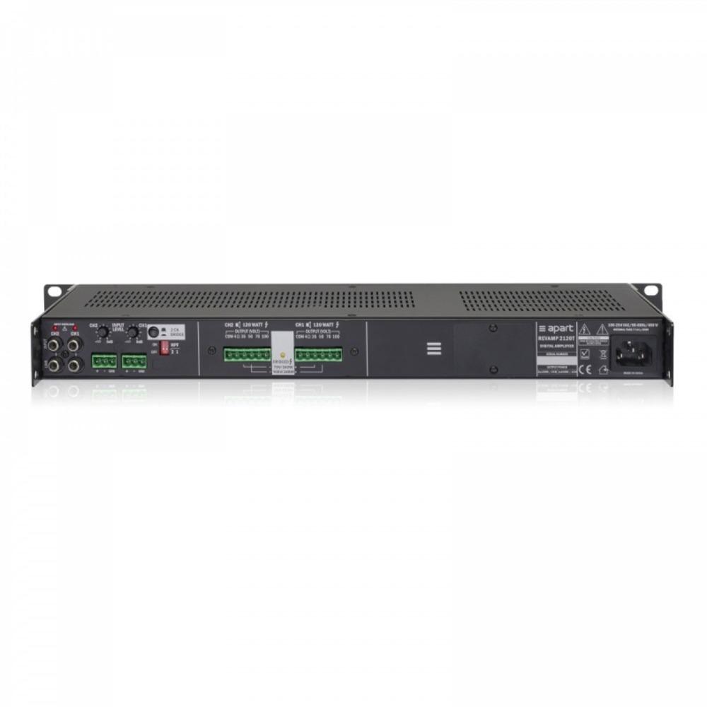 Усилитель трансляционный низкоомный Apart REVAMP2120T