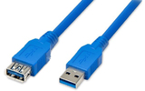 Удлинитель USB 3.0 Тип A - A Atcom AT6148 USB Cable 1.8m