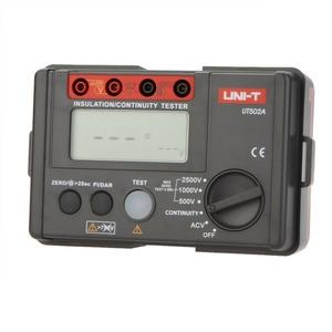 Измеритель сопротивления изоляции UNI-T 13-0044 Измеритель сопротивления изоляции UT502A