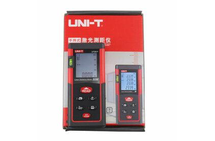 Лазерный дальномер UNI-T 13-0061 UT 391+