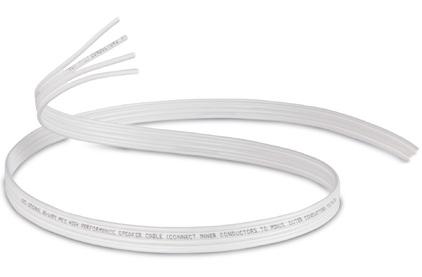Отрезок акустического кабеля QED (арт. 3890) Original Bi-Wire MK II 0.4m