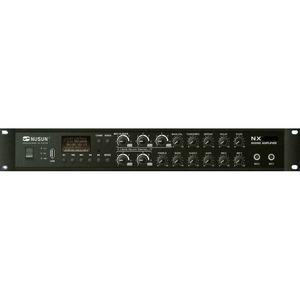 Усилитель трансляционный зональный Nusun NX-180