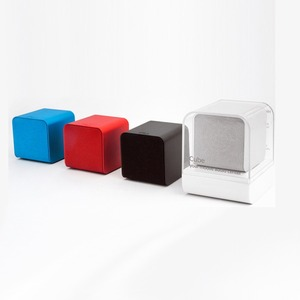 Портативная акустика NuForce Cube Speaker Black