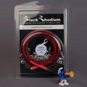 Удлинитель 1xMini Jack - 1xMini Jack Black Rhodium Symphony 3.5 Jack F-M 2.0m