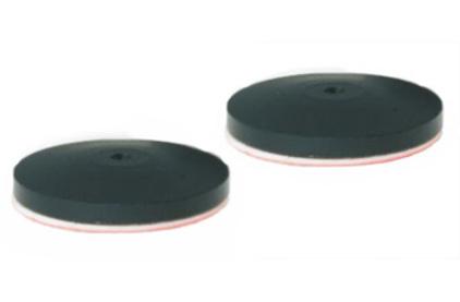 Диск под шипы Inakustik 0084847 Premium Maxi Plate Black 4-Set