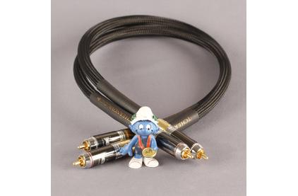 Кабель аудио 2xRCA - 2xRCA Tchernov Cable Reference IC RCA 1.0m