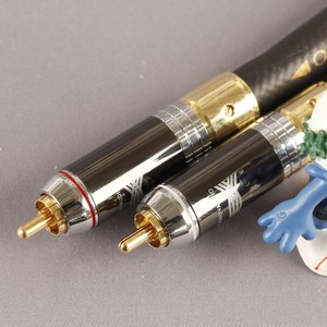 Кабель аудио 2xRCA - 2xRCA Tchernov Cable Reference IC RCA 1.65m