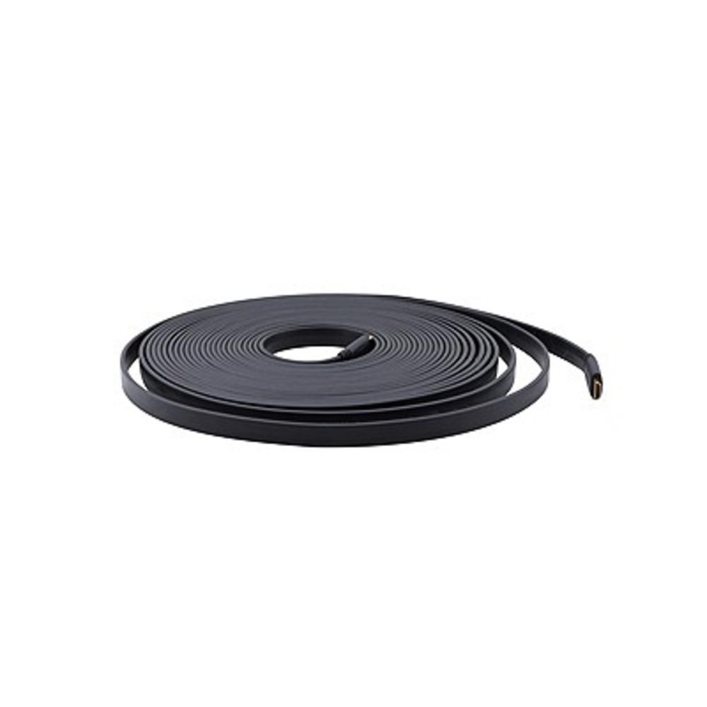 Кабель плоский HDMI – HDMI Kramer C-HM/HM/FLAT/ETH-10 3.0m