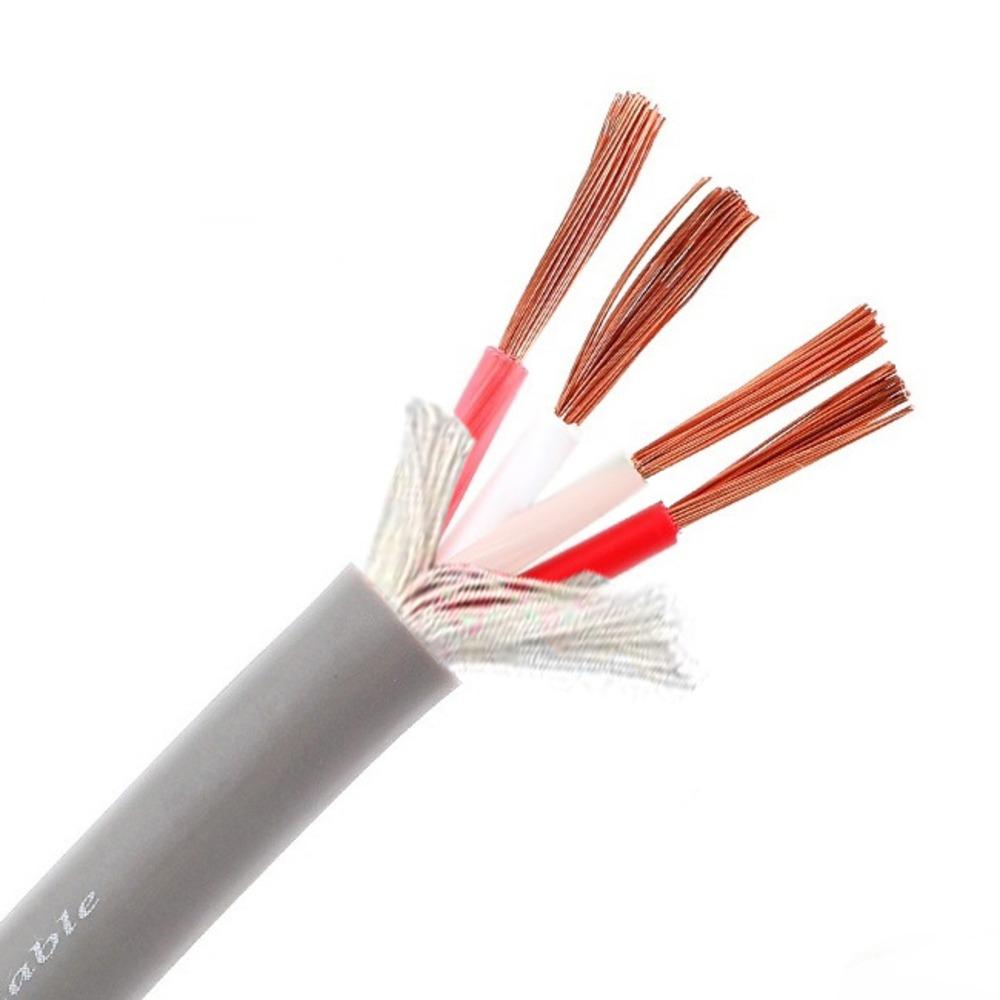 Кабель акустический Bi-Wire Canare 4S11 GRY