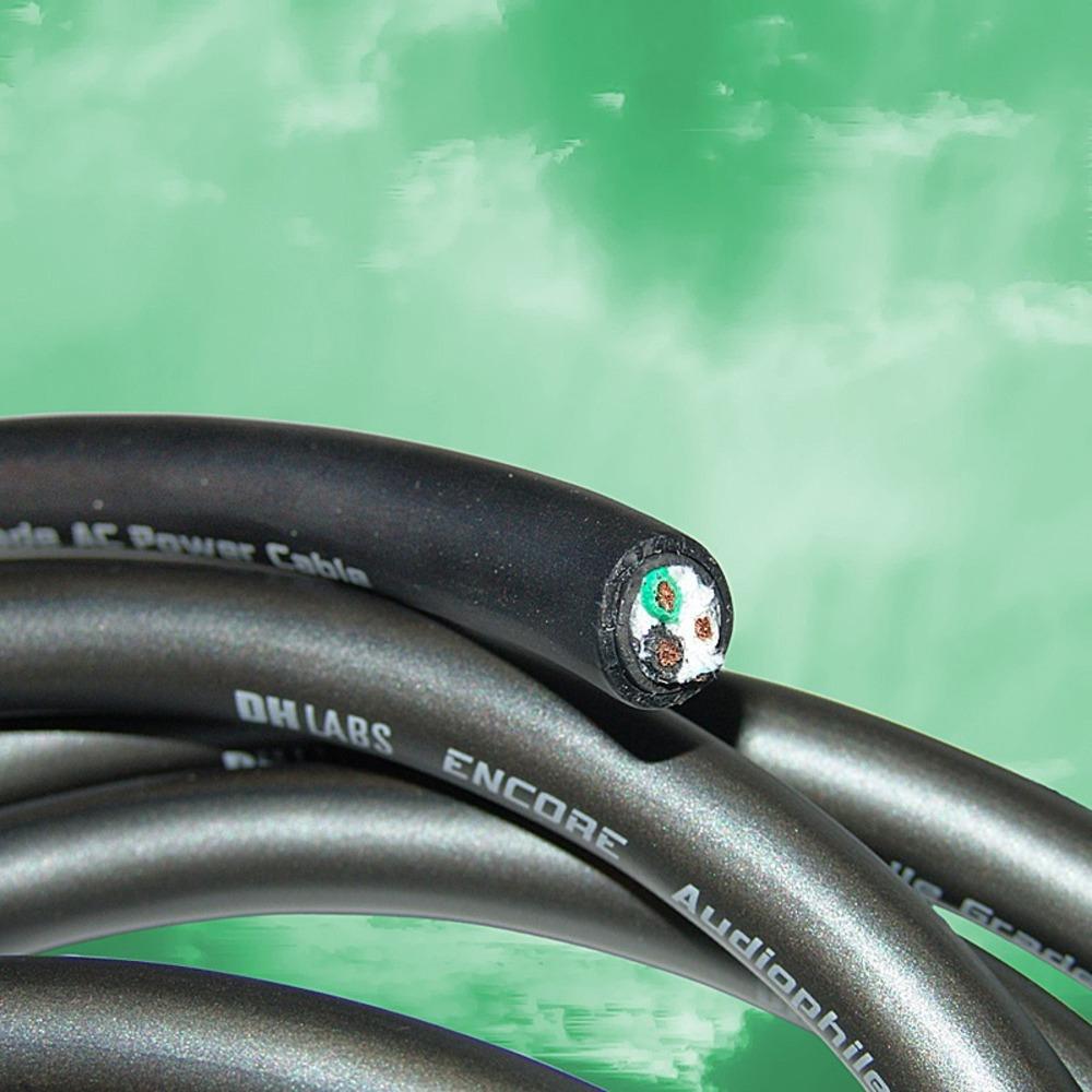 Кабель силовой в нарезку DH Labs Encore AC Cable