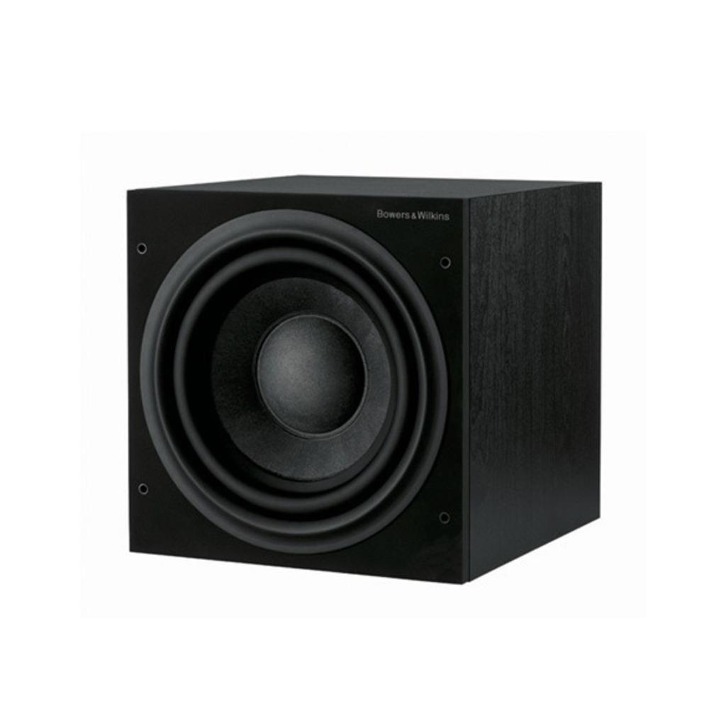Сабвуфер B&W ASW608 Black Soft Touch