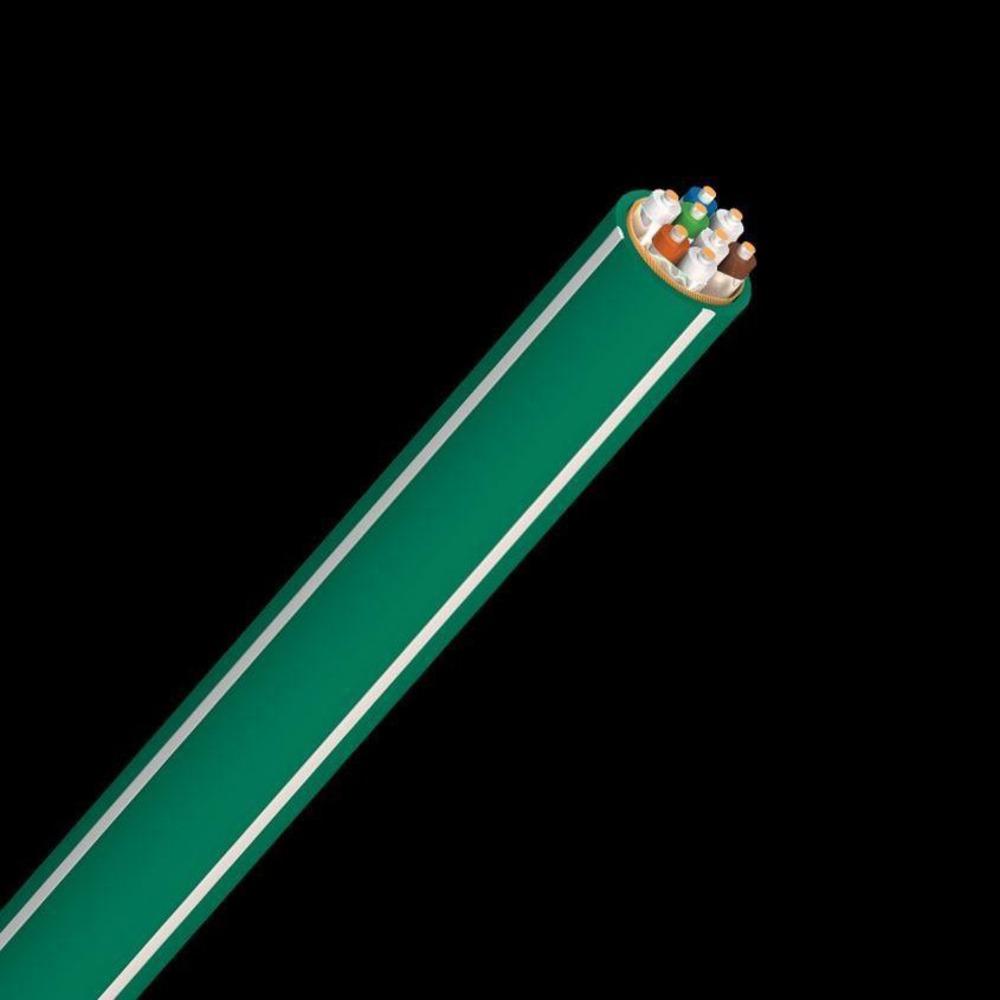 Кабель витая пара Cat.7 4 пары с экраном Audioquest CAT700 Forest Green