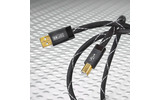 Кабель USB 2.0 Тип A - B DH Labs USB Cable 0.5m