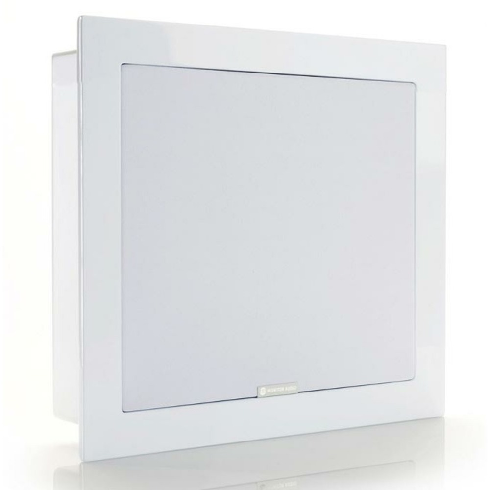 Колонка полочная Monitor Audio Soundframe 3 On Wall White