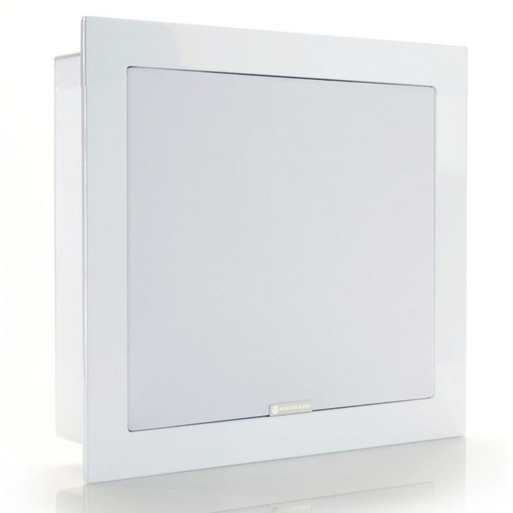 Колонка полочная Monitor Audio Soundframe 3 In Wall White
