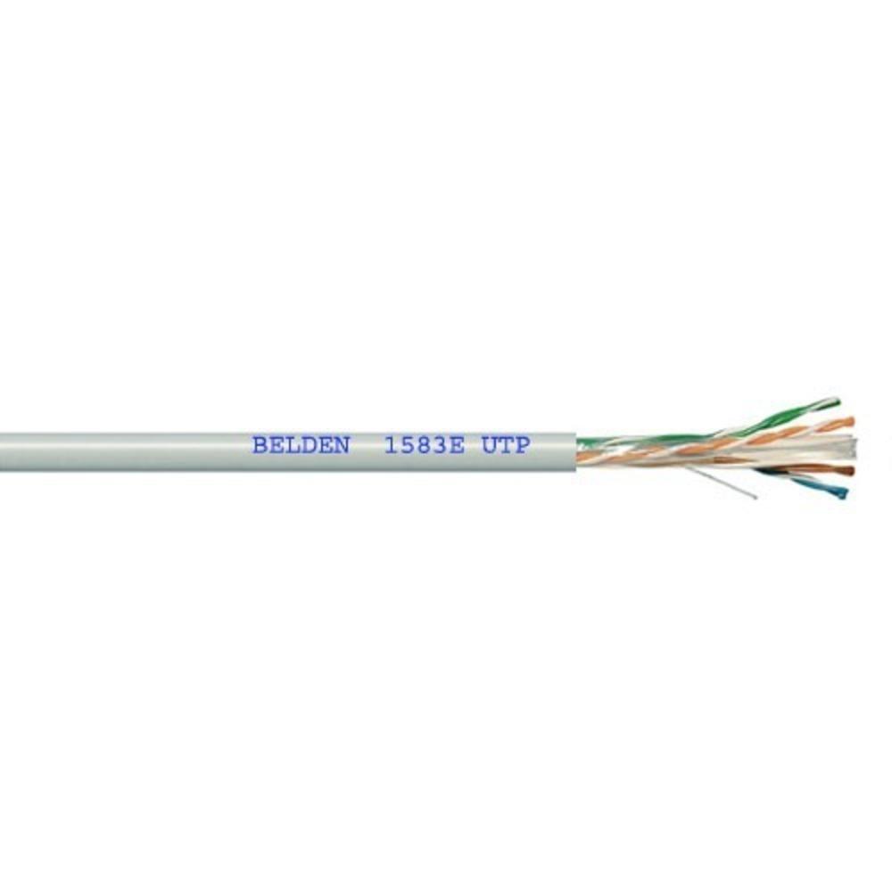 Отрезок кабеля витая пара BELDEN (арт. 3995) 1583E 1.1m