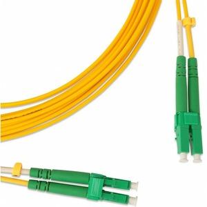 Патч-корд волоконно-оптический Hyperline FC-D2-9-LC/AR-LC/AR-H-5M-LSZH-YL 5.0m