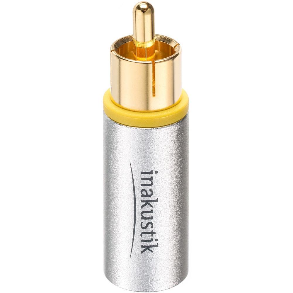 Разъем RCA (Папа) Inakustik 006990061 Exzellenz RCA Plug