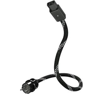 Кабель силовой Schuko - IEC C13 Inakustik 00716101 Referenz Power AC-1502 1.0m