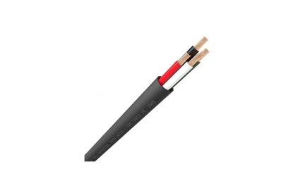 Отрезок акустического кабеля QED (арт. 4038) Professional QX16/4 UV Black 3.05m