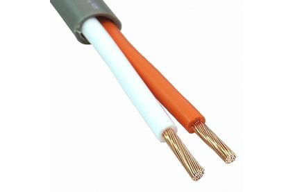 Отрезок акустического кабеля Canare (арт. 4089) 2S9F GRY 2.65m