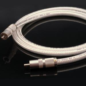 Кабель коаксиальный RCA - RCA Oyaide DR-510 1.0m
