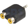 Переходник Jack - RCA Rexant 14-0431 Adapter