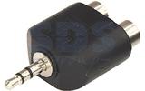 Переходник Jack - RCA Rich Pro 14-0431 Adapter