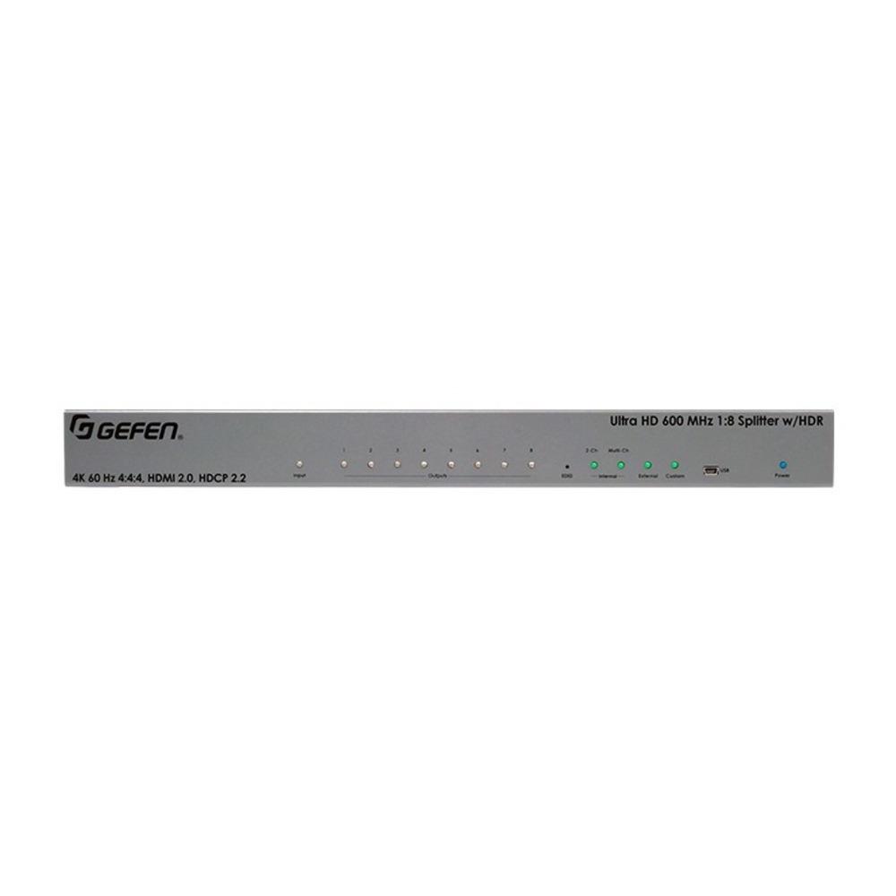 Усилитель-распределитель HDMI Gefen EXT-UHD600-18