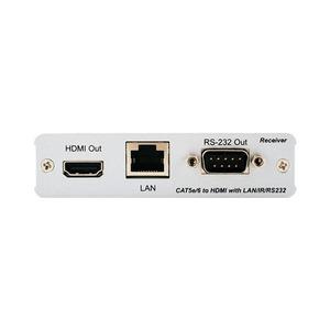 Приемник сигналов HDMI, Ethernet, ИК и RS-232 из витой пары Cypress CH-1507RX