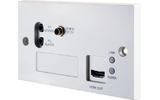 Передача по витой паре HDMI Cypress CH-514RXWPL