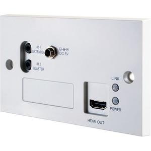 Настенная панель-приемник сигналов HDMI Cypress CH-514RXWPL