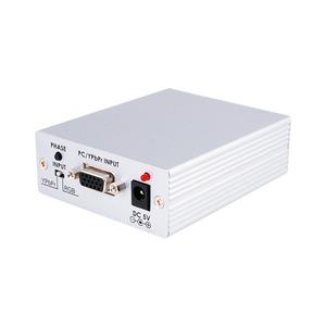 Преобразователь сигналов YUV / RGBHV и стереоаудио в сигнал HDMI Cypress CP-1261HS