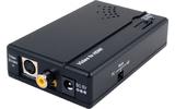 Преобразователь сигналов композитного и S-Video с аналоговым стереоаудио в HDMI Cypress CM-398H