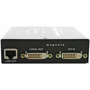 Передача по витой паре DVI, данные (RS-232) и аудио Magenta 400R4136-01