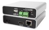 Передача по IP сетям HDMI, USB, RS-232, IR и аудио Opticis IPKVM-310D
