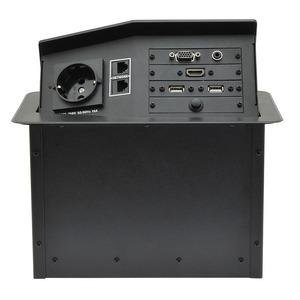 Модуль встраиваемый с пневматической крышкой QteX MDA-850