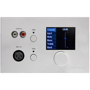 Панель управления Audac MWX65/W
