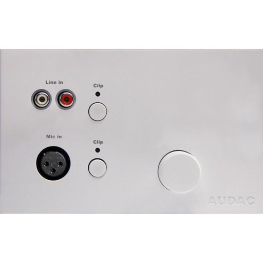 Установочная панель управления Audac WP523/W