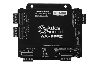 Контроллер Atlas Sound AA-PPRC